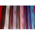 Espiral Plastico Para Encuadernacion Nº 45 Pte. X 12 Unid.
