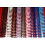 Espiral Plastico Pvc Encuadernacion Nº 7 Pte. X 50 Unid.