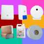 Dispensers, Toallas, Jabón, Higiénico + Insumos Cleansytec