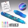 Lapicera Con Tinta Invisible Marcador Con Luz Uv Recoleta