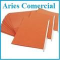 Carpeta Colgante Delta Color Ladrillo Paq X 100 Unid. Envios