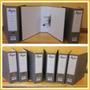 Bibliorato De Cartón - Tamaño A4 / Oficio - Pack 10 Unidades