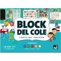 Block 20 Hjs Geometricos Nº5 Del Cole Myd Lunar Cuadro Rombo