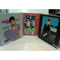 Carpeta Escolar 3x40 Justin Bieber 3 Diseños Disponibles
