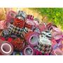 20 Mini Cintas Adhesiva Scotch+ 4portacintas Ideal Souvenir