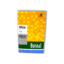 Resma Boreal Oficio 75g 500 Hojas