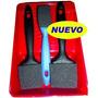 Kit De 3 Pinceles De Poli Espuma. X 50 Unidades