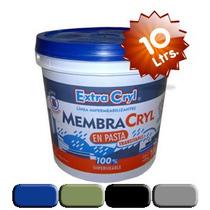 Membrana Pasta (azul-vde.cem.-negro-gris Med./osc.) X 10 Lts