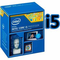 Micro Procesador Intel Core I5 4690 Pc Haswell - 12 Cuotas