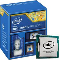 Micro Procesador Intel Core I5 4690 3.5 Ghz 4ta Gen Haswell