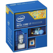 Procesador Intel Core I7 4790k Quad Core 4.0 Ghz S 1150 4790