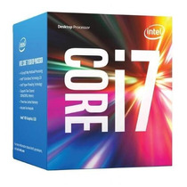 Procesador Intel Core I7 6700 6ta Gen 3.4ghz/4ghz Sock. 1151
