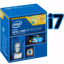 Micro Procesador Intel Core I7 4790 4.0 Ghz Pc Haswell 1150