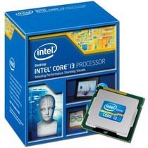 Micro Procesador Intel Core I3 4130 3.4 Ghz Haswell 1150 Box