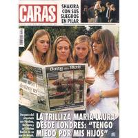 Caras 1227 Trillizas De Oro Yuyito Gonzalez Messi Shakira