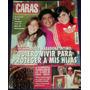 Xuxa Maradona - Revista Caras Argentina Año 2004 - Nro 1165
