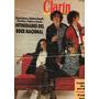 Clarin Revista 1991 Gustavo Cerati Charly Garcia Fito Paez