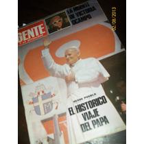Gente 706 1/2/79 Juan Pablo Ii Victoria Ocampo Rafaela Carra