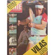 Gente Nº634 15/9/77 - Vilas En La Final De Forest Hills