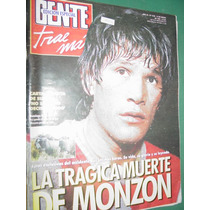 Revista Gente 1538 Monzon Reina Reech Menem Maya Plisetskaya