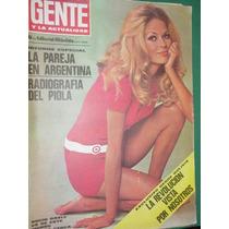 Revista Gente 273 Rocio Davli Leopoldo Presas Virginia Lago