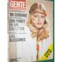 Revista Gente 356 Pinky Paladino Picun Leufu Roberto Carlos