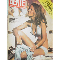 Revista Gente 444 Baltar Ricardo Daga Jaime Torres F1 Monzon