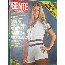 Revista Gente 314 Mona Lanusse Allende Graciela Borges Alcon