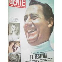 Revista Gente 138 Beatriz Matar Sordi Festival Mar Del Plata