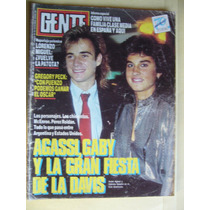Sabatini Lorenzo Miguel G. Peck En Gente De 1988