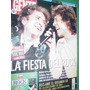 Revista Gente 1707 Xuxa Rolling Stones Dylan Zigman Gimenez