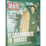 Revista Gente 1086 Jorge Luis Borges Vilas Nacha Guevara
