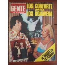 Gente 859 9/3/78 Bonavena Conforte Chaplin Roban Cadaver