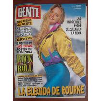 Gente 1464 12/8(93 C Del Bianco M Rourke M Guerrero Condor 2