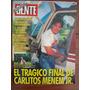 Gente 1547 16/3/95 Menem Jr Muerte S Oltra A Gonzalez