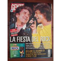 Gente 1707 9/4/98 Rollling Stone Bobo Dylan Xuxa S Gimenez