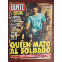 Gente 1500 21/4/94 M Legrand S Gimenez O Carrasco Xuxa