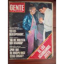 Gente 841 3/9781 C Perisse A Borenstein Reutemann J Porcel