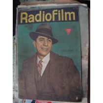 Revista Radiofilm 467 23/6/54 Gardel Zully Moreno C. Fontan