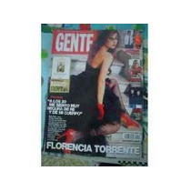 Revista Gente 2008 Florencia Torrente Araceli Gonzalez