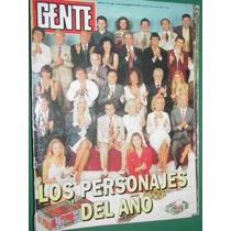 Revista Gente 1482 Especial Tapa Personajes Del Año 1993