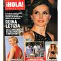 Revista Hola Ene 2016 Reina Letizia Isabel Macedo Golden Glo