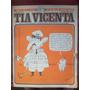 Revista Tia Vicenta 9 Humor Grafico Politico Chistes
