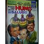 Revista Humor 347 Alberto Cormillot Trio Amado Al Kassar