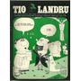 Revista Tio Landru N° 43 Ongania Revista Humor Politica 1969
