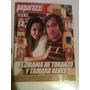 Revista Paparazzi Feb 2016 Toranzo Tamara Alves Peter Alfons