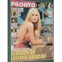 Revista Pronto 468 Luciana Salazar Valeria Mazza Panam Brown