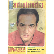 Radiolandia Claudio Maria Dominguez Isabel Sarli Troilo Rive