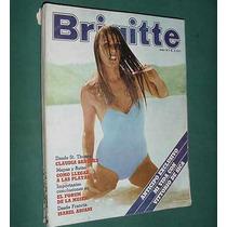 Revista Brigitte 7 Adjani Victoria Ocampo Regina Di Bari