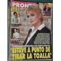 Revista Pronto 121 Libertad Lamarque Maria Grazia Cucinotta